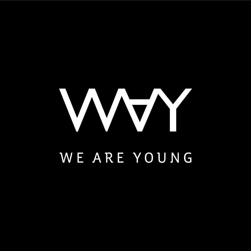 Logo WAY - We Are young Agency